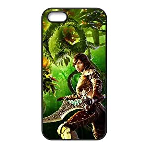rift iPhone 4 4s Cell Phone Case Black xlb2-183514