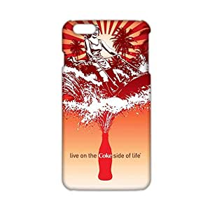 ANGLC I Love Cocacola (3D)Phone Case for iphone 6 4.7 case