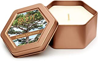 product image for Root Candles Legacy Travel Tin Beeswax Candle, Japanese Cedarwood, 1 EA