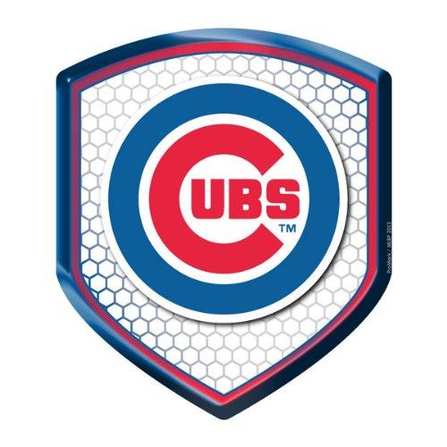 MLB Chicago Cubs Team Shield Automobile - Cubs Chicago Big Stick
