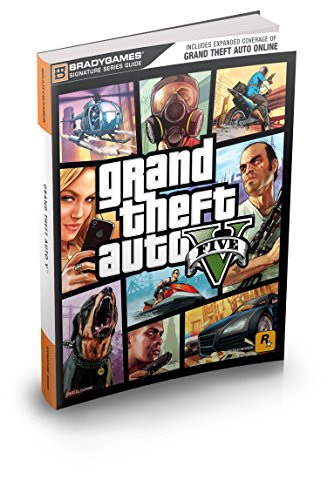 Price comparison product image Grand Theft Auto V Signature Series Strategy Guide: Updated and Expanded (Bradygames Signature Series)