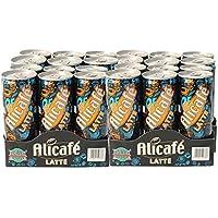 Alicafe啡特力拿铁咖啡饮料(罐装) 240ml*24(马来西亚进口)