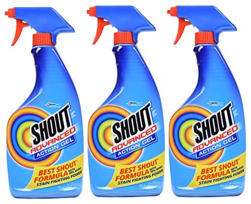 Shout Advanced Stain Remover Ounce