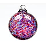 Kitras 2-Inch Calico Ball, Berry