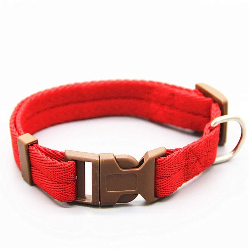 LINCH Collar de Perro para Mascotas arnés Collares para Mascotas ...