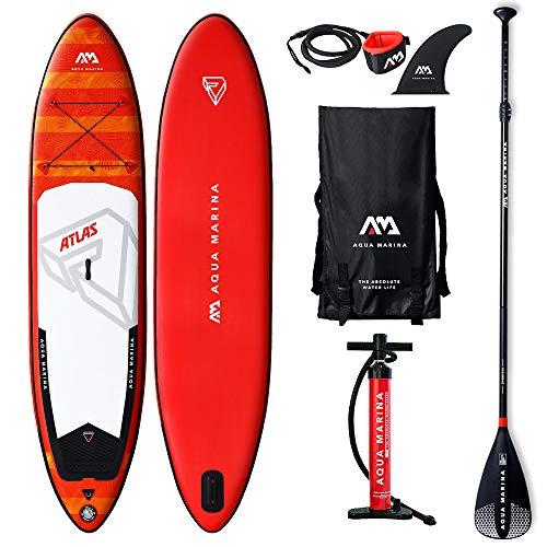 [해외]AQUA MARINA (아쿠아 마리나) 풍선 스탠드 업 패 들 보드 ATLAS (아틀라스) BT-19ATP / AQUA MARINA Inflatable Stand-Up Paddle Board ATLAS(Atlas) BT-19ATP