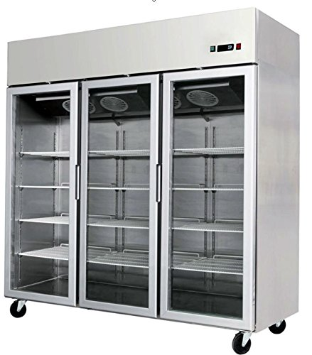 3 door glass cooler - 5