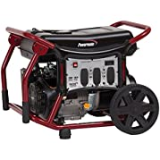 Wx Series 5500 Watt Portable Gasoline Generator