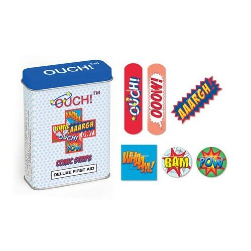 OUCH! – Comic Strip Assorted Adhesive Bandages