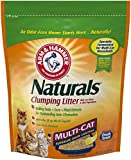 Arm & Hammer Naturals, Multi-Cat Litter, 18 Lbs