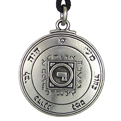 Ultimate Love Talisman Venus Pentacle Key of Solomon Seal Pendant Hermetic Enochian Kabbalah Pagan Wiccan ()