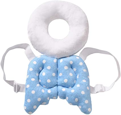 Baby Head Protector Baby Toddlers Head Safety Pad Cushion Baby Back Protection