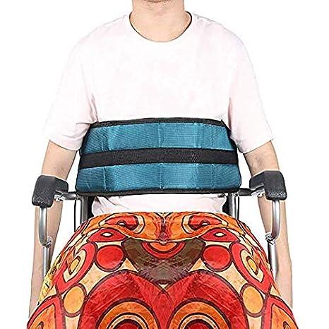 HNYG Cinturón de seguridad acolchado para silla de ruedas, arnés ...