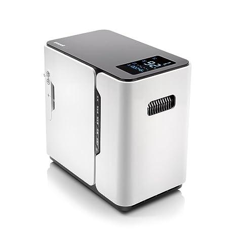 yuwell yu300 portátil Homecare Barra Del Oxígeno máquinas concentrador de oxígeno portátil de viaje