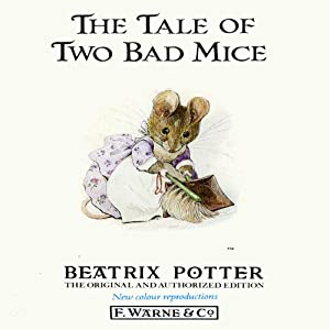 The Tale of Two Bad Mice Audiobook