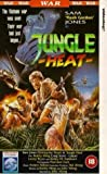Jungle Heat [VHS]