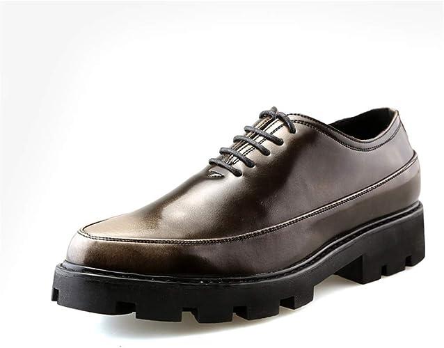 Habillées pour Hilotu Hommes Chaussures Chaussures Noires LzpSUqjMVG