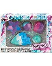 Fashion Angels Mermaid Bath Burst Gift Set, 1.06 lb