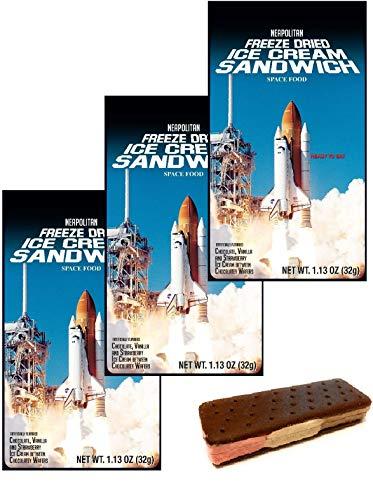 Sandwiches, Bars & Novelties