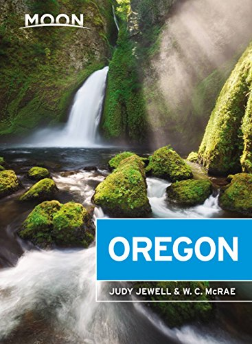 Moon Oregon (Travel Guide) (In Shopping Bend)