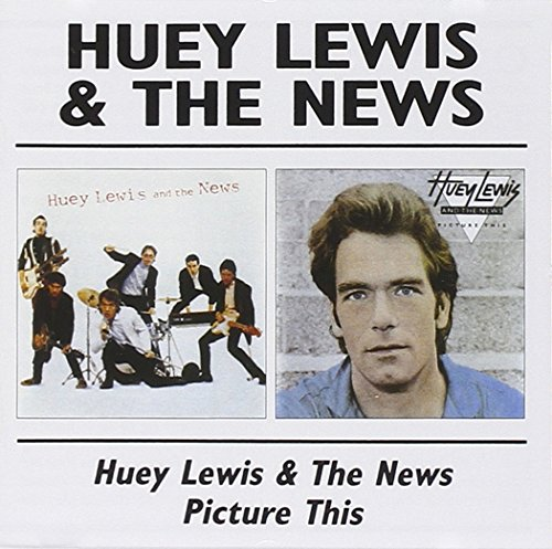 Huey Lewis   The News    Huey Lewis   The News   Picture This