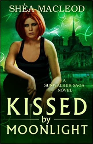 Kissed by Moonlight: Volume 4 (Sunwalker Saga)