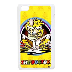 Ipod Touch 4 Phone Case Valentino Rossi FJ50222
