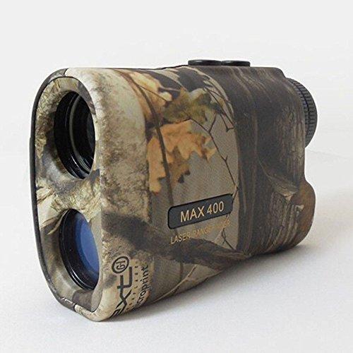 Finder Camo - 400m Camouflage Laser Rangefinder Distance Meter&Speed Finder Finder for Golf Hunting