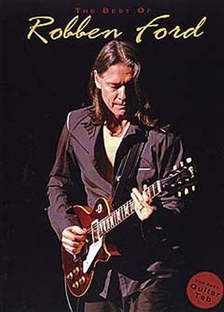 Music Sales Robben Ford For Guitar Tab. Partituras para Acorde de ...