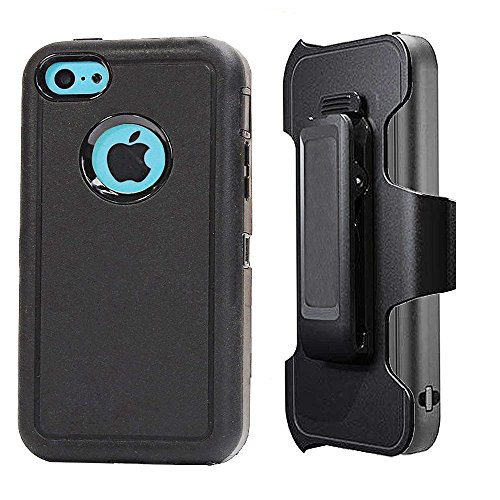 iPhone Holster Open Face Kickstand Locking