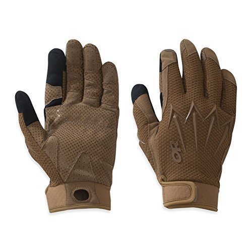 Outdoor Research Halberd Gloves, Coyote, X-Large