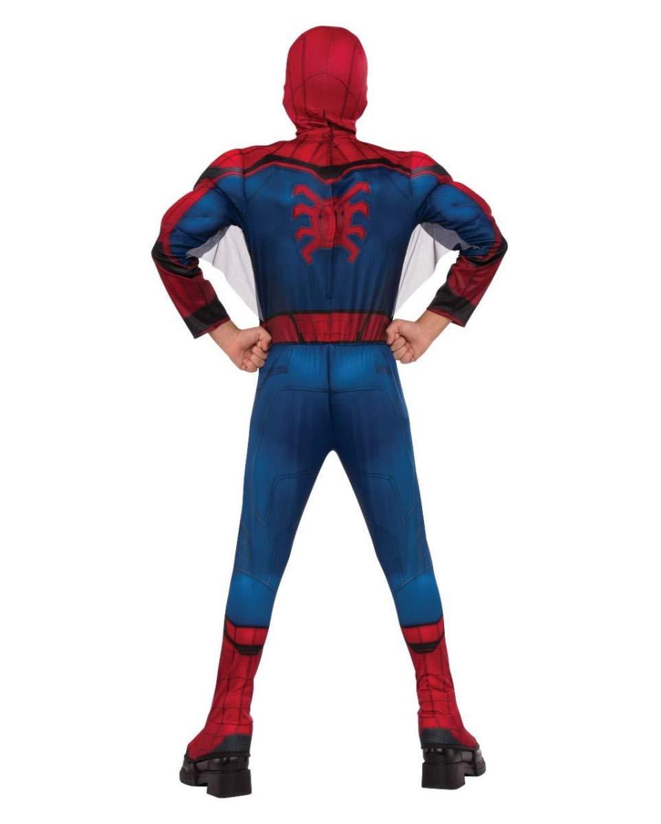 Traje de Niño Spider Man Homecoming M: Amazon.es: Juguetes y ...