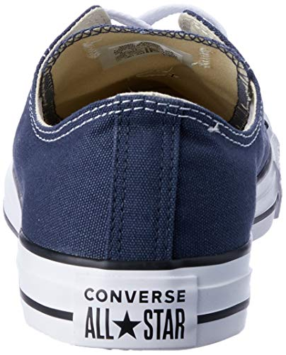Converse Unisex Chuck Taylor All Star Low Top Navy Sneakers - 16 D(M) US