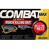 Combat 12 Month Small Roach Bait, 18 Count