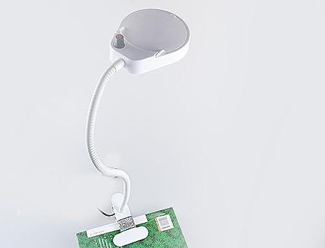 Lupa de escritorio alemana de la abrazadera de alta definición de la tecnología con 10 veces ...