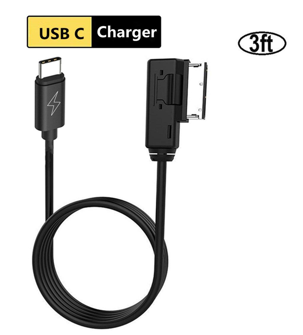 Mercedes - Cable Cargador USB C Aux para Mercedes Benz Tipo ...