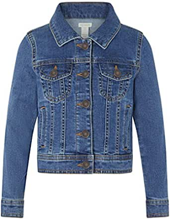 Monsoon Jeans Jacket for Girls, 3-4 Years
