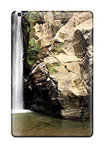 Awesome Waterfall Earth Nature Waterfall Flip Case With Fashion Design For Ipad Mini 3 9116217K85350535