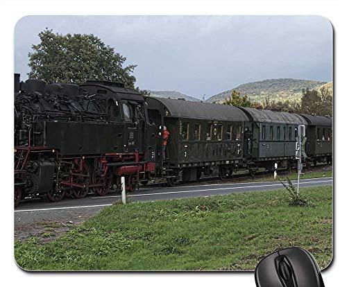 - Mouse Pad - Steam Locomotive Tank Locomotive Museum Railway 11