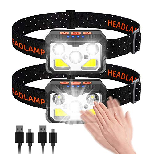Bedee head torch