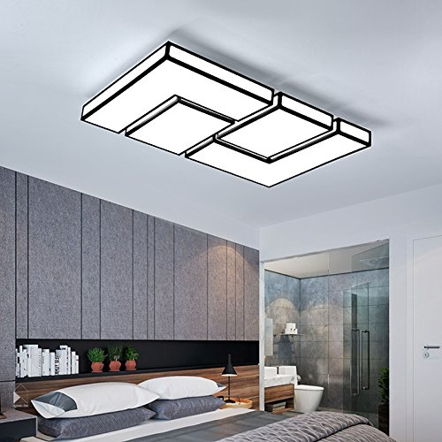 Renshengyizhan@ Modern LED Ceiling Light for Living Dining ...