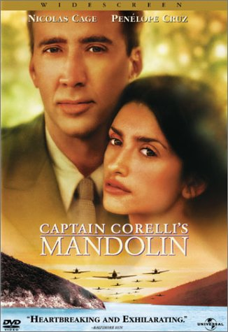 Mandolin mandolin tabs captain corellis mandolin : NEW Captain Corelli's Mandolin (Import-Japan, Region A Blu ...
