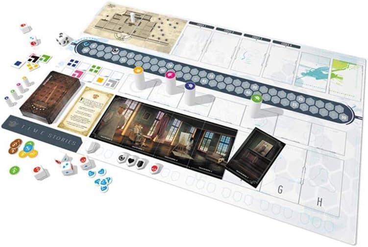 Space Cowboys- Time. Stories (Asmodee SCTS01ES): Amazon.es: Juguetes y juegos