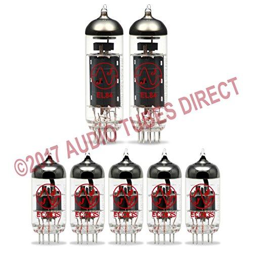 - JJ Tube Upgrade Kit For Mesa Boogie Studio 22 & Studio 22 Plus Amps EL84 ECC83S