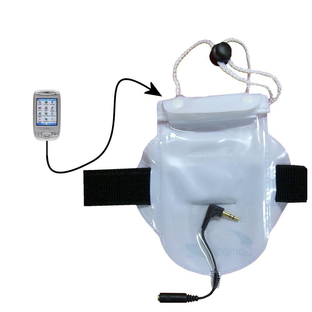 ワークアウト防水Sandproof防塵バッグアクセサリーSuitable for the T - Mobile MDA   B000F7P1FC