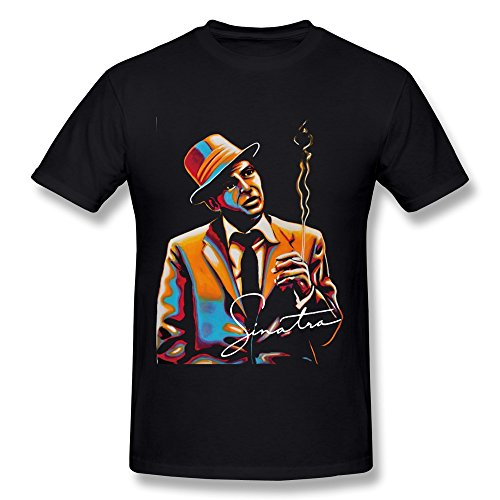 Cool Frank Sinatra Short Sleeve T-shirt For Man