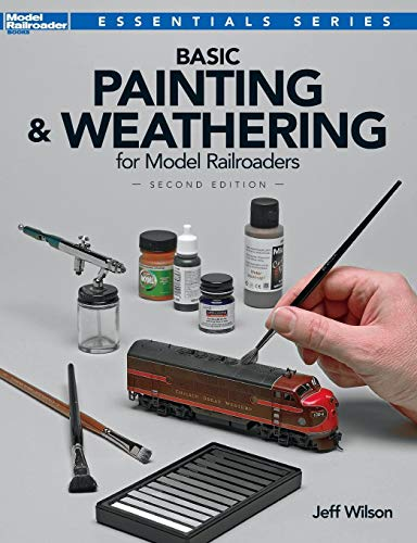 - Basic Painting and Weathering for Model Railroaders, Second Edition (Essentials)