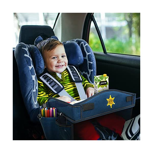 Smart Travel Tray Ideal As Kids Toddler