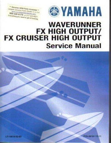 Yamaha Fx High Output - 6
