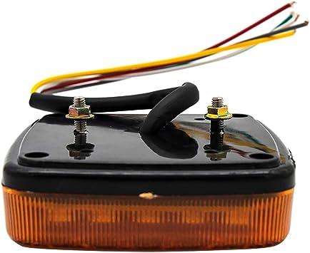 Gugutogo Tester del Tester di Volt dellautomobile dellautomobile di Cnspeed 12V Calibro di Tensione dellobiettivo del Fumo di 52Mm Bianco Universale